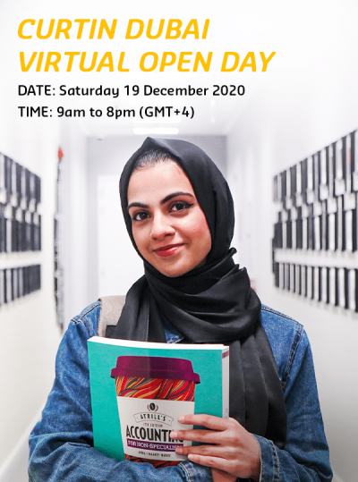 Curtin Dubai Open Day-Universities in Dubai